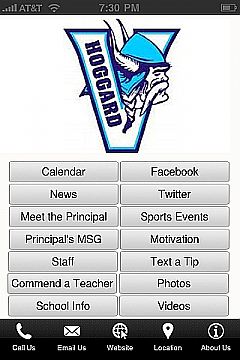 School Template App Templates