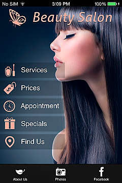 Beauty Salon 2 Apps