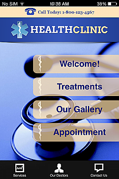 Health Clinic Apps