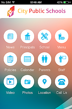 City Public School Apps