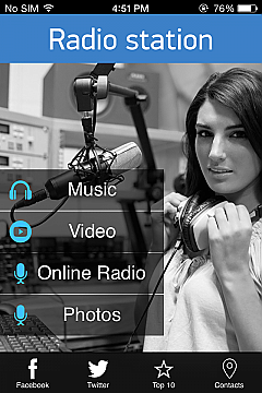 Radio Station Apps