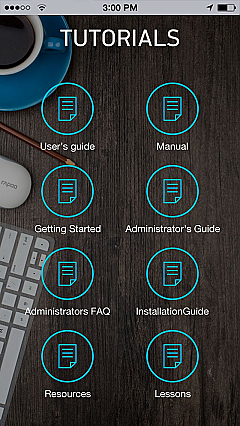 Tutorials 1 App Templates