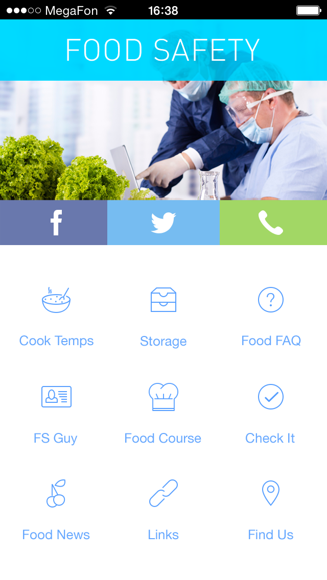Food Safety Apps