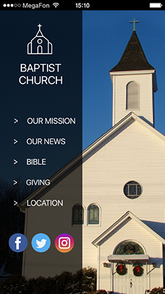 Baptist Church Apps